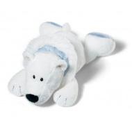 Miś polarny 30 cm leżący