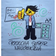 Podusia Super Nauczyciela