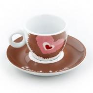 Filiżanka do espresso Candy Love