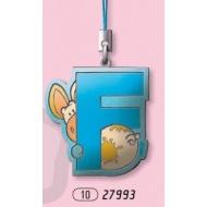 Zawieszka do telefonu literka F