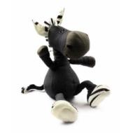 Zebra czarna 30 cm